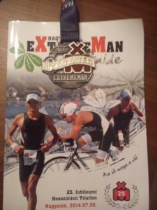 Extreme Man Hungary 2014